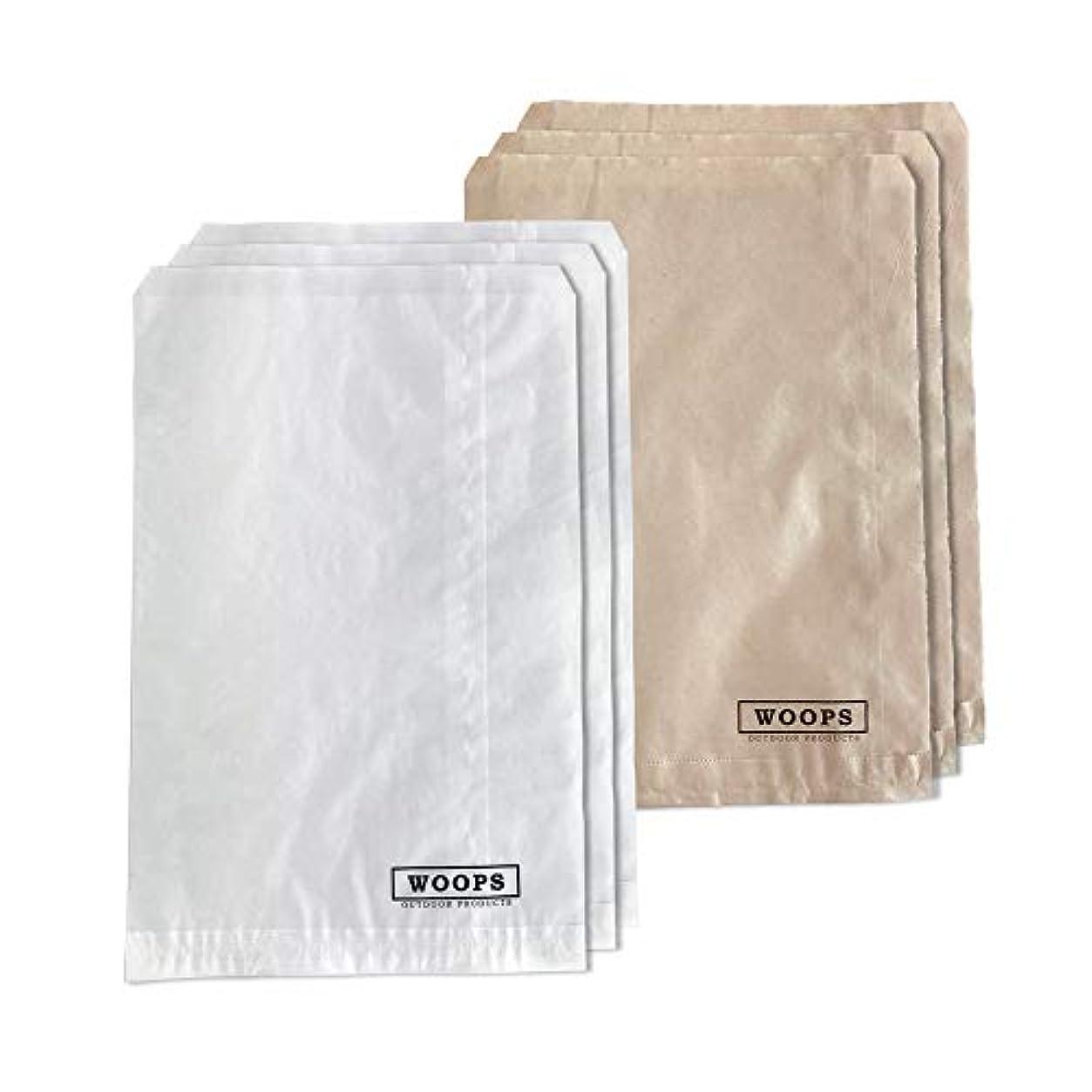 輸血港コマースアウトドア野外鉄板 WOOPs Iron Storage bag