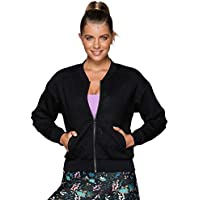 Lorna Jane Women's Now Or Never Bomber Jacket