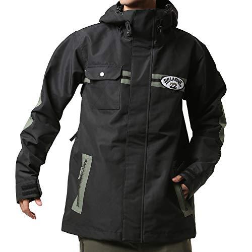 BILLABONG ビラボン スノーボード ウェア ジャケット OLD SCHOOL 18-19モデル メンズ AI01M-758 BLK M