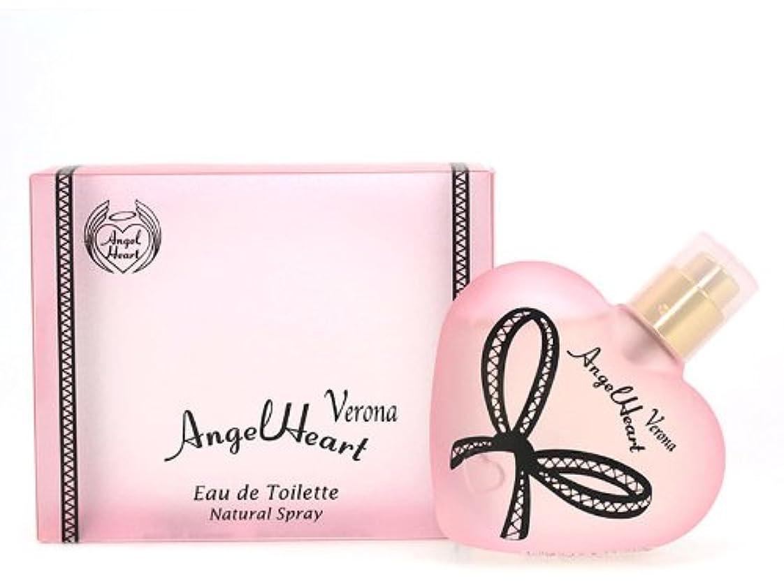 大胆なイチゴ長方形エンジェルハート ヴェローナ 50ml レディース 香水 (並行輸入品)