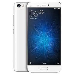 世界初4G LTE+3G同時待ち受け★Xiaomi Mi 5 Standard Editon Global Version 日本仕様★Snapdragon 820・1.8GHz 4G LTE対応 SIM free 2 Slot ハイエンド スマホ・1600万画素 SONYカメラ・5.15インチFHD IPS液晶・RAM 3GB ROM 32GB●DSDA・Fingerprint ID・NFC・VoLTE・Dual Wi-Fi・E-Compass・Type-C USB端子 (White)
