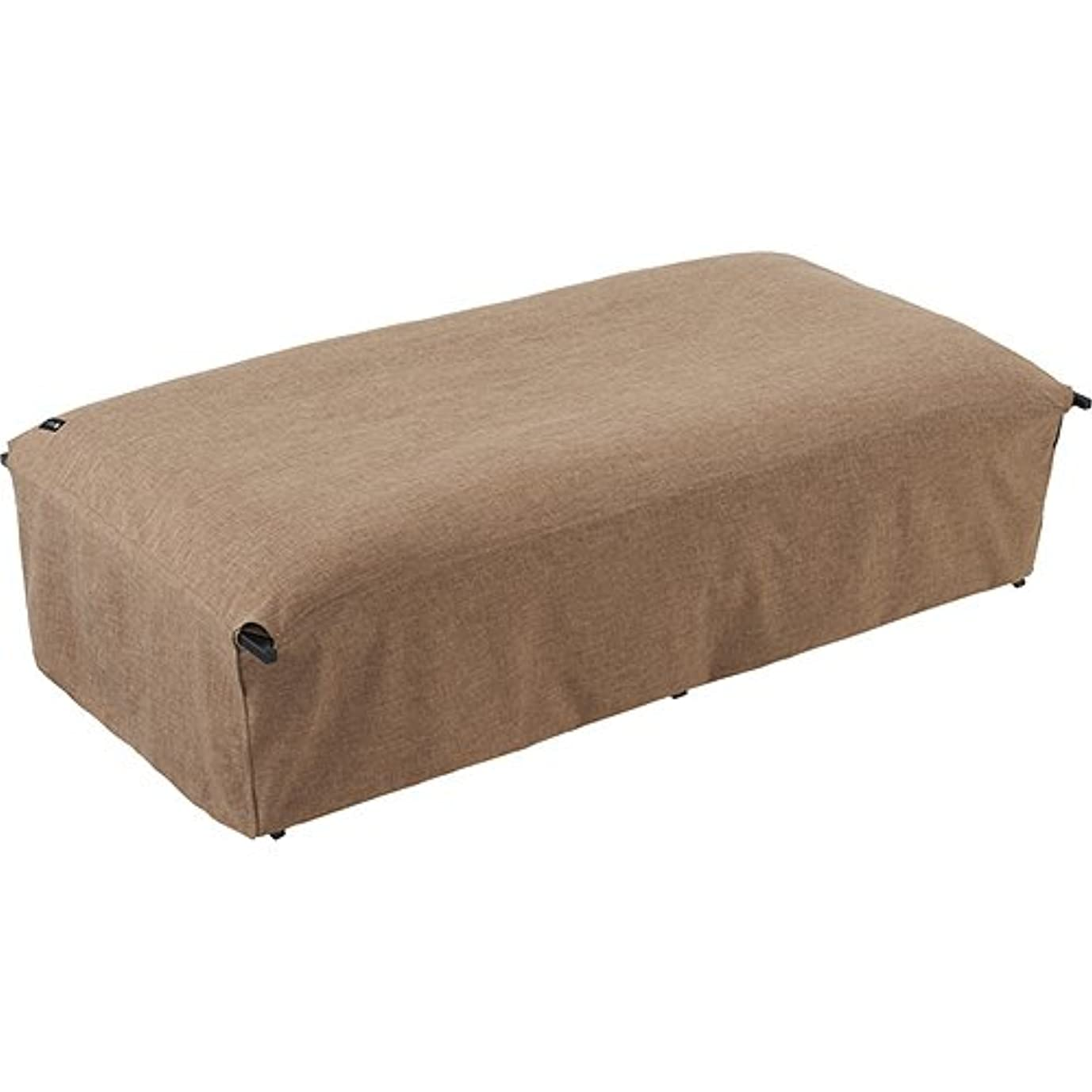 輪郭有効化出来事[ロゴス] キャンプ グランベーシック Bed Style ベッドスタイル BIG ベッド カバー 73200036