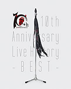 10th Anniversary Live History -BEST- [Blu-ray]