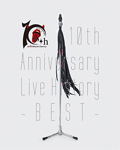 10th Anniversary Live History ...