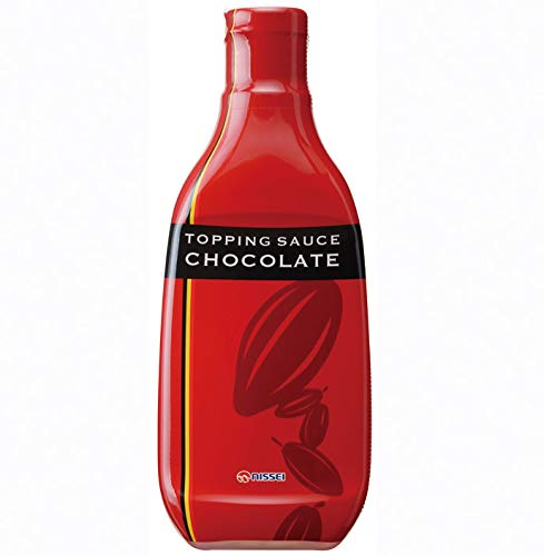 日世 トッピングソース チョコレート 340g
