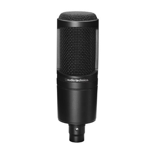 audio-technica オーディオテクニカ コンデンサーマイクロホン AT2020