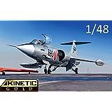 キネティック 1/48 航空自衛隊 F-104J スターファイター プラモデル