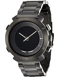 COGITO CLASSIC Metal 腕時計 CW2-11 CW2-12 CW2-13 ステンレスベルト Bluetooth 10気圧防水 [日本正規品] ブラック