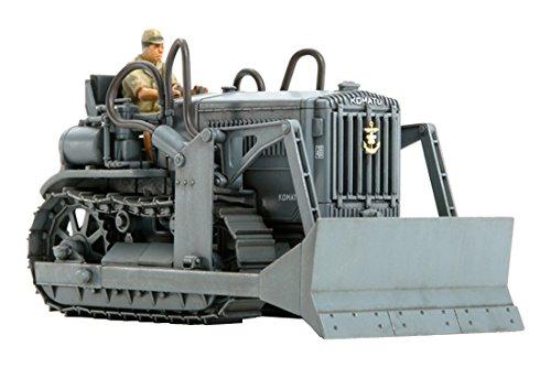 1/48 ミリタリーミニチュアシリーズ No.65 1/48 日本海軍 コマツ G40 ブルドーザー 32565