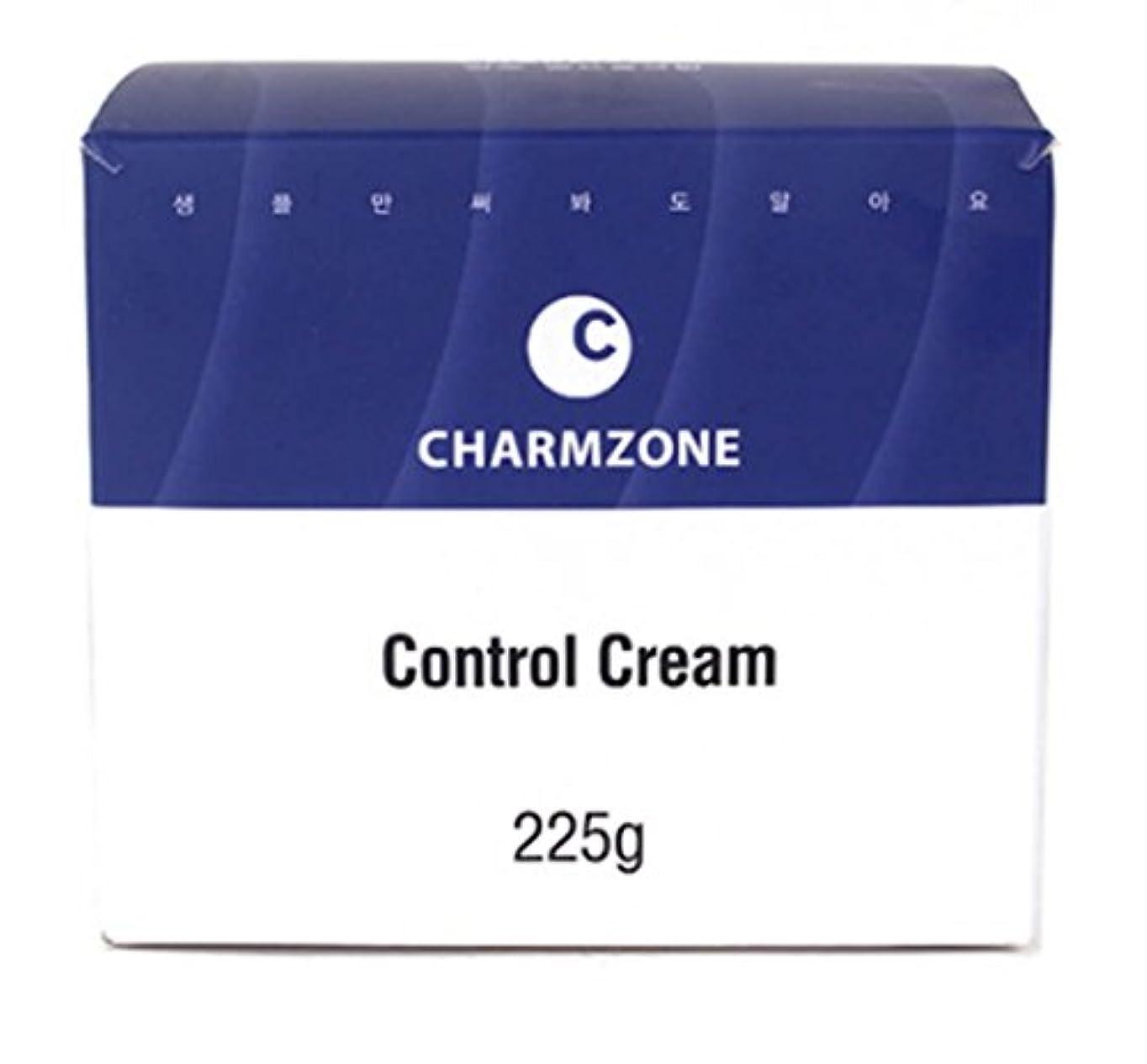 連想段落脆い[チャムジョン] CharmZone コントロールクリーム マッサージ 栄養クリーム225g 海外直送品 (Control Cream Massage Nutrition Cream 225g)