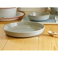 スタジオエム タプナード プレート21cm プレート  お皿 大皿 ラウンド プレート ランチプレート パスタ皿 陶器 食器