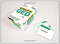 Essential GED (flashcards): 500 Flashcards with Need-To-Know Topics, Terms, and Drills for 4 GED Subject Areas (College Test Preparation)