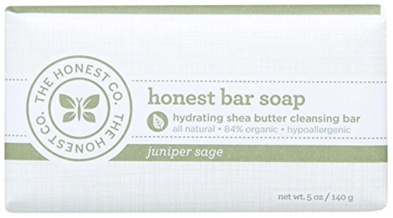Honest Bar Soap - Juniper Sage - 5 oz by The Honest Company