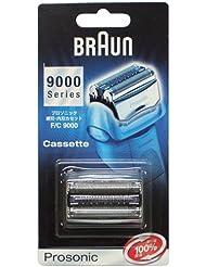 ブラウン プロソニックシリーズ(9000シリーズ)用 網刃?内刃一体型カセット F/C9000