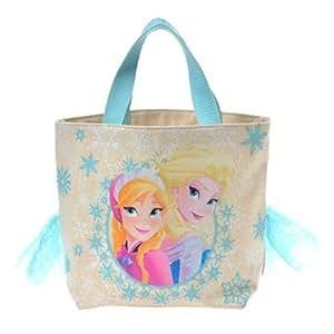 アナと雪の女王 トートバッグ(M) チュチュ エルサ ディズニーストア  【Disney Store】