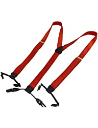 Hold-Up Suspender Co. ACCESSORY メンズ US サイズ: Big-tall カラー: レッド