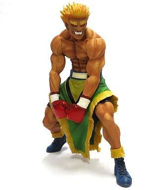 はじめの一歩 THE FIGHTING! New Challenger ブライアン・ホーク リアルフィギュア ワンフェス限定版 (PVC製塗装済み完成品)