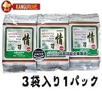 「三父子」サンブジャ海苔お弁当用「3個入り」1袋