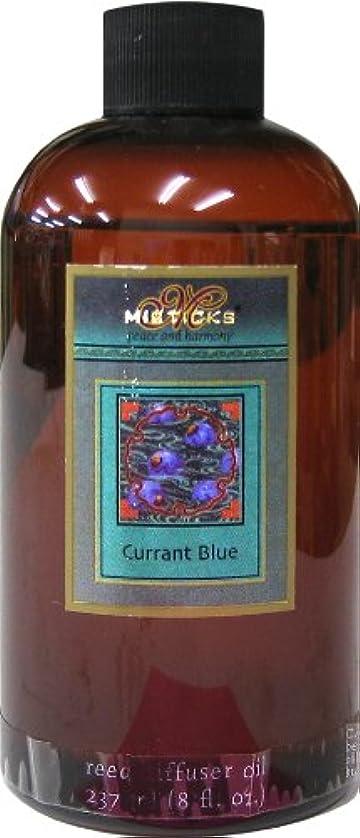 カテゴリー住居下品Misticks リードディフューザー リフィル Currant Blue カラントブルー 237ml