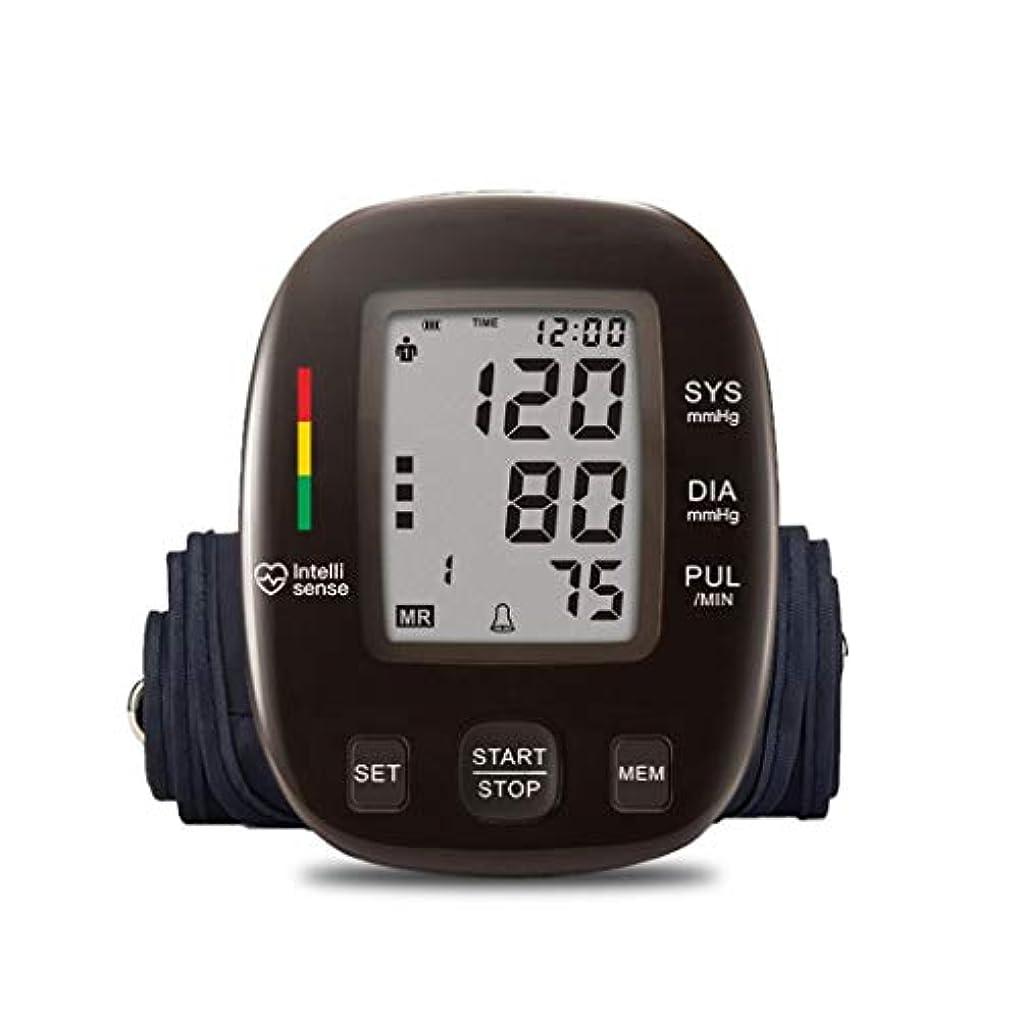 ニッケルビル参照オシロメトリック法のアッパーアームデジタルLCDディスプレイ自動測定用血圧計
