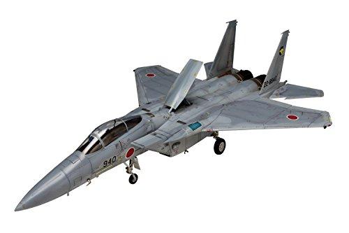 プラッツ 1/72 航空自衛隊 主力戦闘機 F-15J イーグル近代化改修機 形態I型/II型 IRST 搭載機 プラモデル AC-17