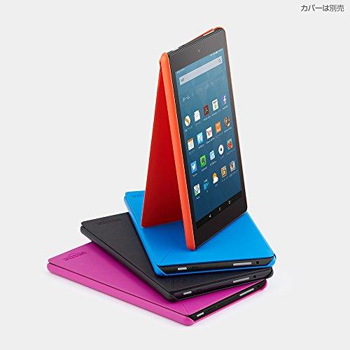 Fire HD 8 タブレット 32GB、ブラック