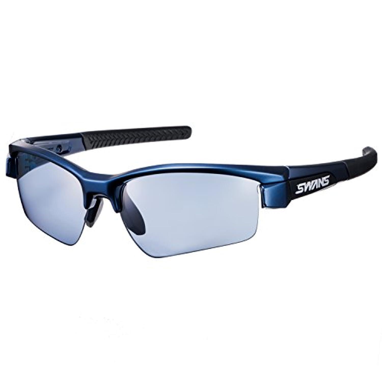 SWANS(スワンズ) 日本製 スポーツ サングラス ライオンシン LION SIN レンズ交換可能モデル (ゴルフ 自転車 ボールスポーツ 用)