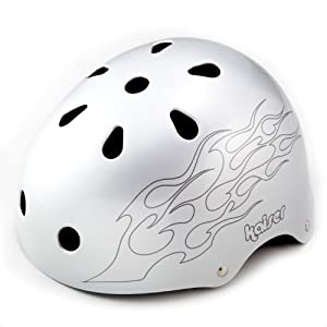 Kaiser(カイザー) セーフティー ヘルメット KW-047 SGマーク付 スケボー インライン ストリート レジャー