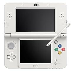 New ニンテンドー3DS ホワイト