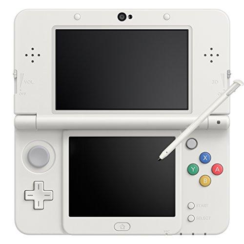 New ニンテンドー3DS ホワイト【メーカー生産終了】