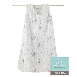 aden + anais (エイデンアンドアネイ) 【日本正規品】 クラシック スリーピング バッグ (スリーパー) night sky sleeping bag (S) 8082