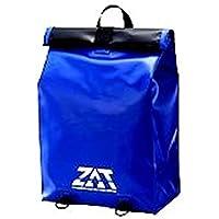 ZAT 無縫製バッグ リュックタイプ ブルー