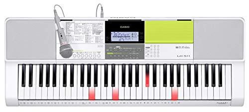 CASIO 61鍵盤 電子キーボード 光ナビゲーション LK-511