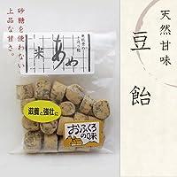 能登に500年伝わる横井商店の米飴(じろ飴) 松波米飴 ジロ飴 きなこ 豆飴100g