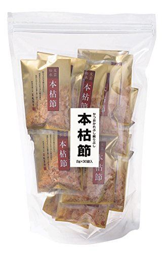 ちきり清水商店 本枯節 2g(30P×2袋