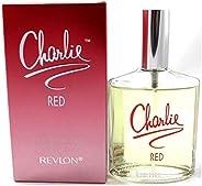 Revlon Charlie Red Eau Fraiche Spray 3.4 Oz, 100 ml (CH63)
