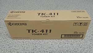 京セラミタ KM-1620/KM-1650/KM-2020/KM-2050用海外向純正トナー輸入品 TK-412