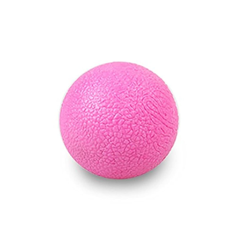 疑問に思う下藤色Shape Up UPnShape ミニ マッサージ ボール (4.7 インチ)/ストレッチ、ヨガ リハビリテーション腰痛首 (ピンク)