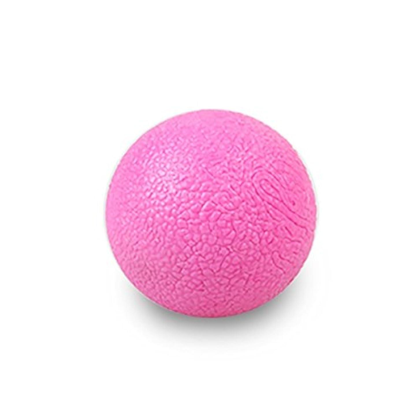 ヒゲクジラ博覧会依存Shape Up UPnShape ミニ マッサージ ボール (4.7 インチ)/ストレッチ、ヨガ リハビリテーション腰痛首 (ピンク)