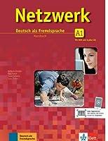 Netzwerk: Kursbuch A1 Mit 2 Audio-CDs & DVD-ROM