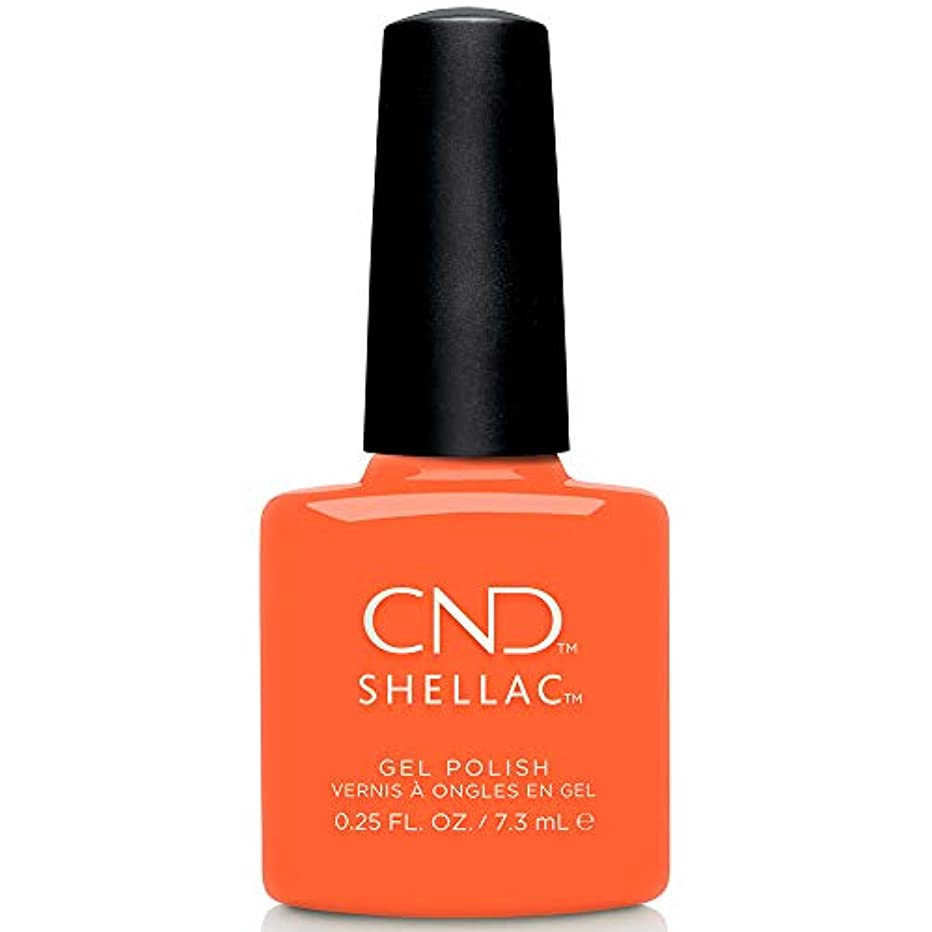 入口見捨てられた漏れCND Shellac - Treasured Moments Fall 2019 Collection - B-Day Candle - 0.25oz / 7.3ml
