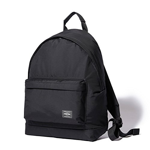 (ヘッド・ポーター) HEADPORTER YUKON DAY PACK BLACK