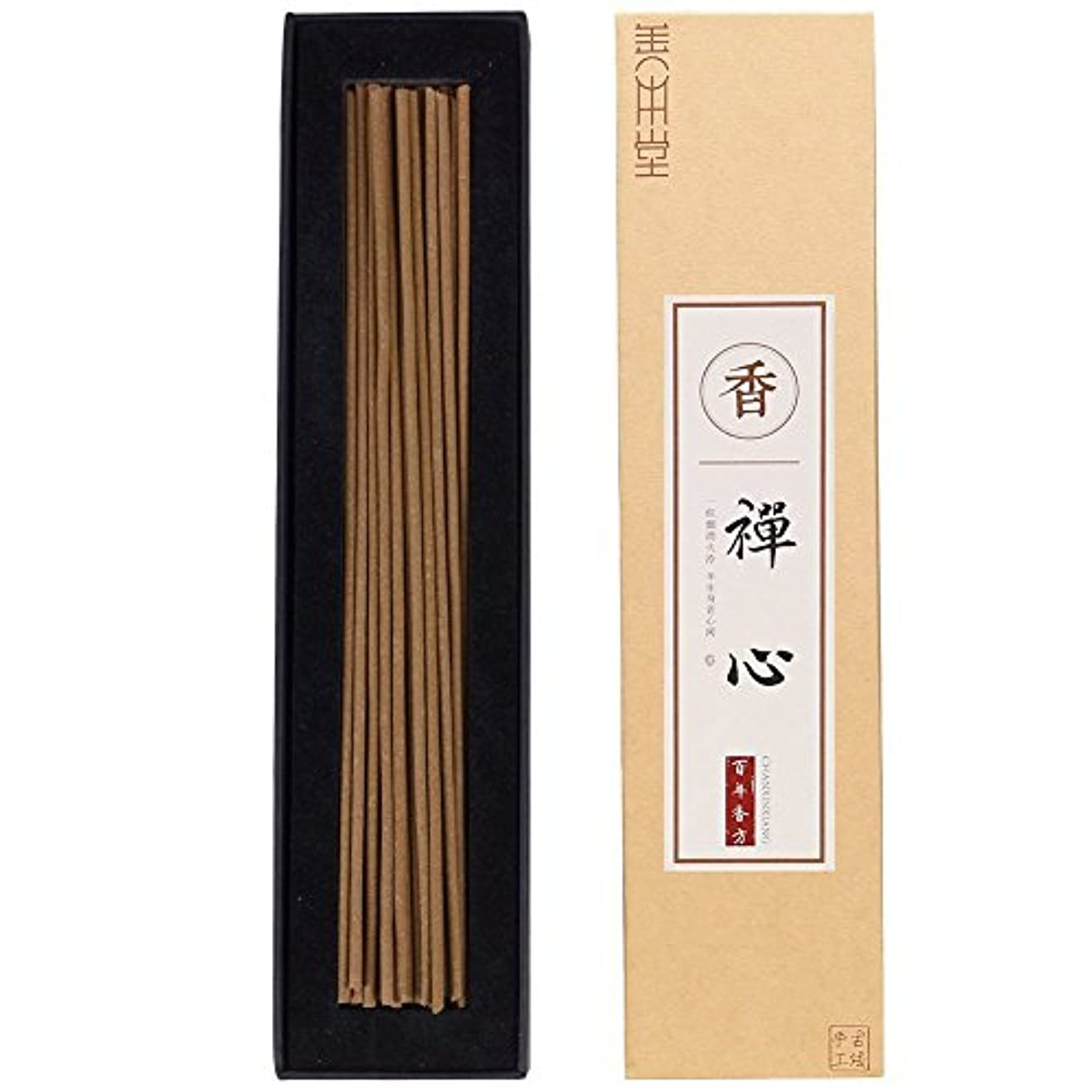商品差し迫ったタイピストお香スティック 手作り お香 100分間燃焼 (8.26インチ/50本)