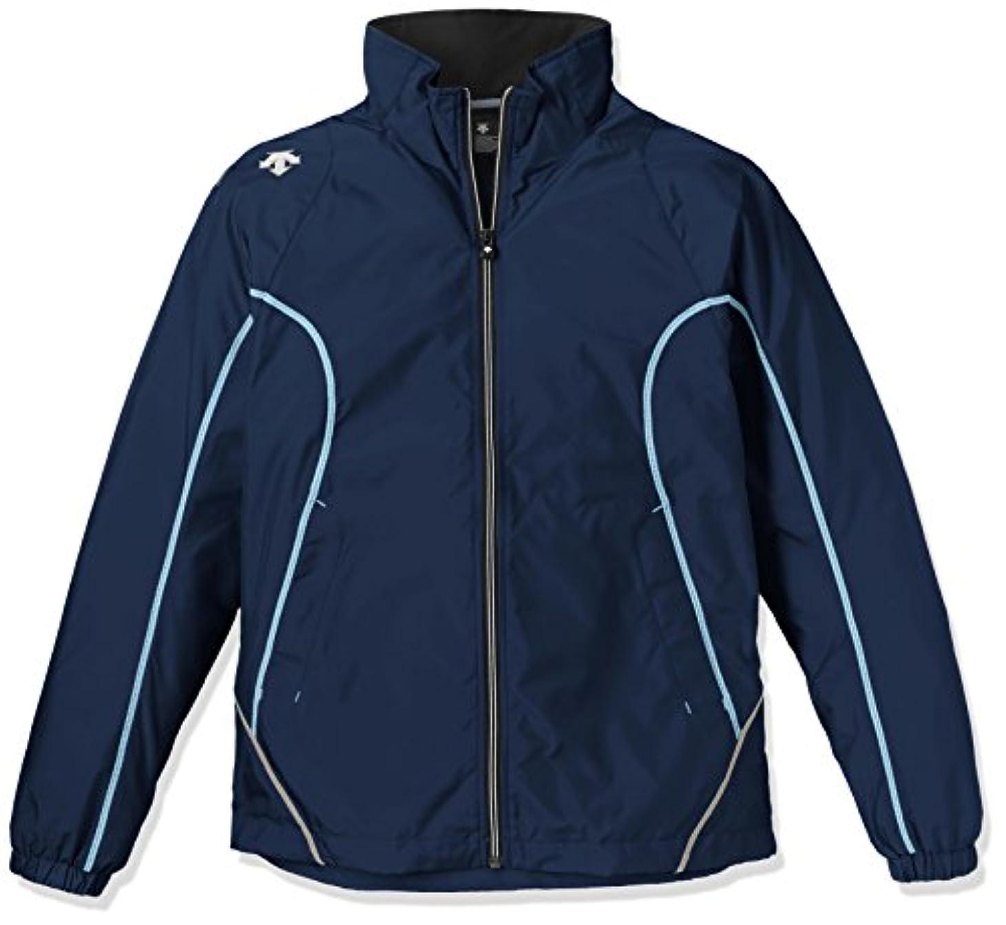 そこより平らなスクリーチ[デサント] フィットネス ジャケット DTM-3911
