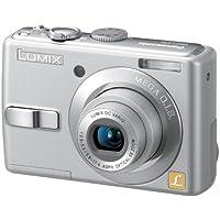 パナソニック デジタルカメラ LUMIX (ルミックス) DMC-LS75 シルバー