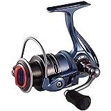 Bassdash (バスダッシュ) スピニングリール (BlueMagic) 釣りリール 3000 最大ドラグ力 8.2KG 海釣り 淡水釣り リール (左右交換可能)