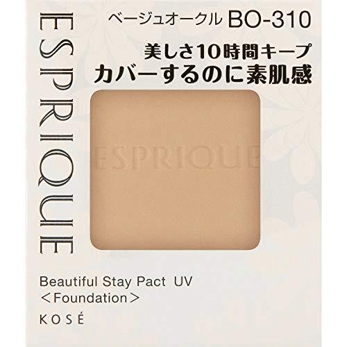 コーセー エスプリーク カバーするのに素肌感持続パクトUV BO-310 ケース別売り