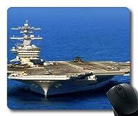 航空機キャリア、ゲーム用マウスパッド、戦闘機5e、縫い目付きマウスパッド