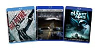 The Mark Wahlberg Blu-ray Collection (Max Payne / The Happening / Planet of the Apes (2001))