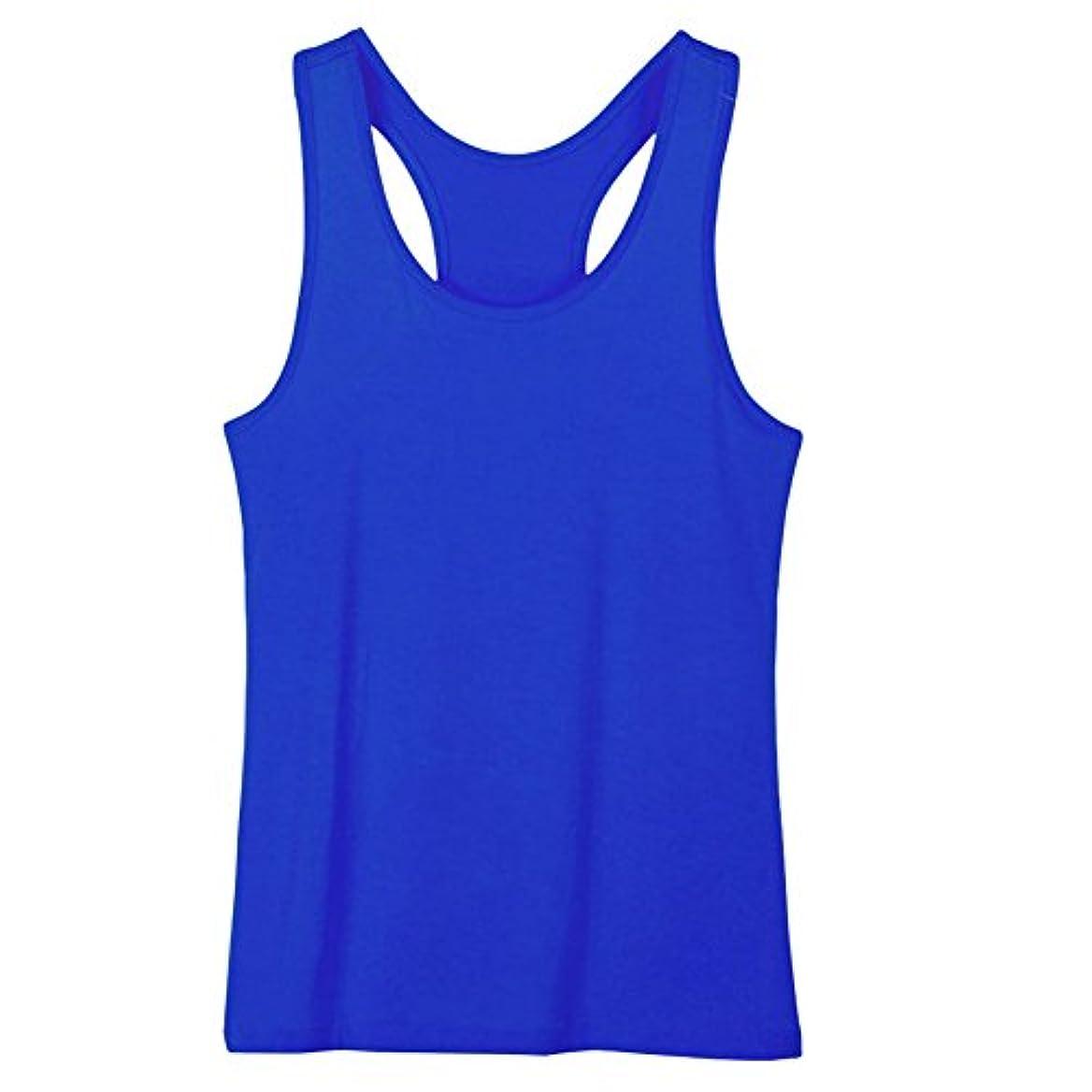 コンテスト見る人アブストラクトMyMei タンクトップ インナーシャツ インナーウェア ルームウェア フリーサイズ レディース カジュアル スポーツウェア